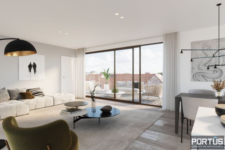 Nieuwbouwappartement te koop residentie Villa Duchamp 10503