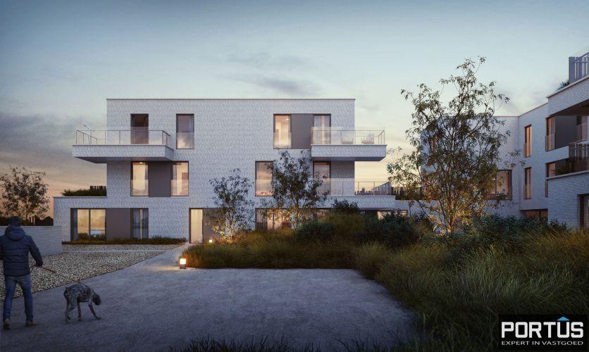 Nieuwbouwappartement te koop residentie Villa Duchamp 10520