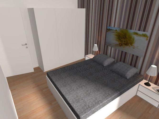 Nieuwbouwappartement met 1 slaapkamer te huur - 10545