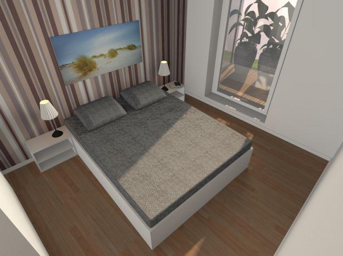 Nieuwbouwappartement met 1 slaapkamer te huur - 10546