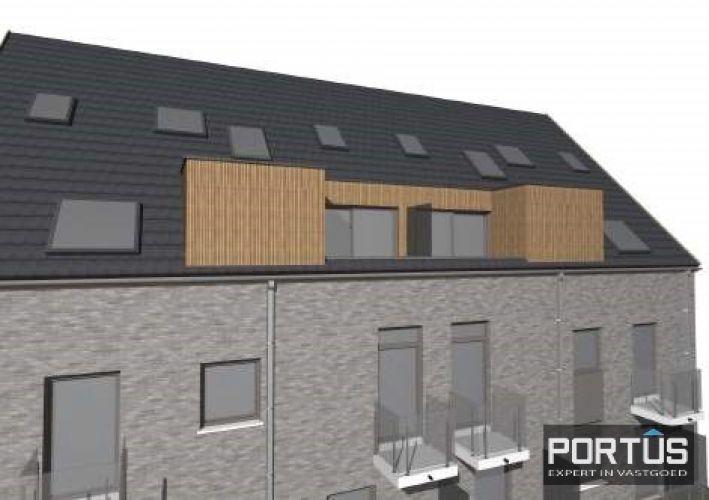 Nieuwbouw duplex-appartement met 2 slaapkamers en berging te huur 10559