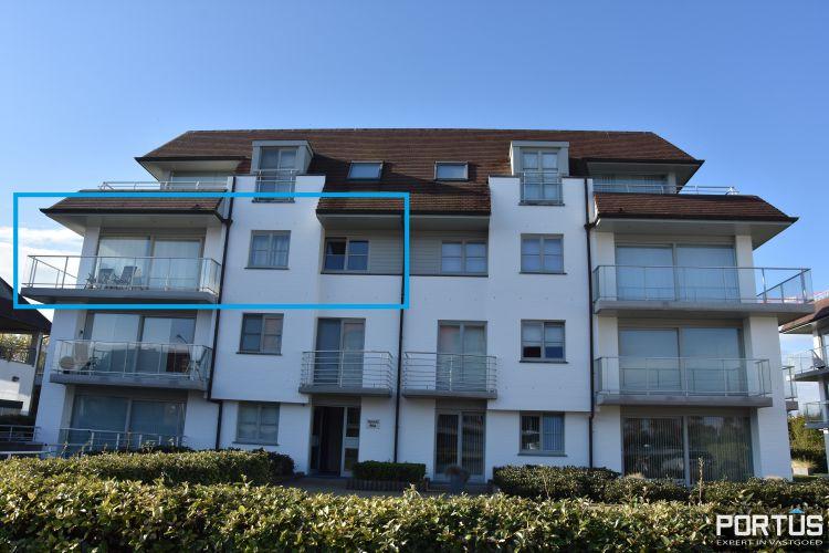 Hoekappartement met 2 slaapkamers te huur in Nieuwpoort - 10637