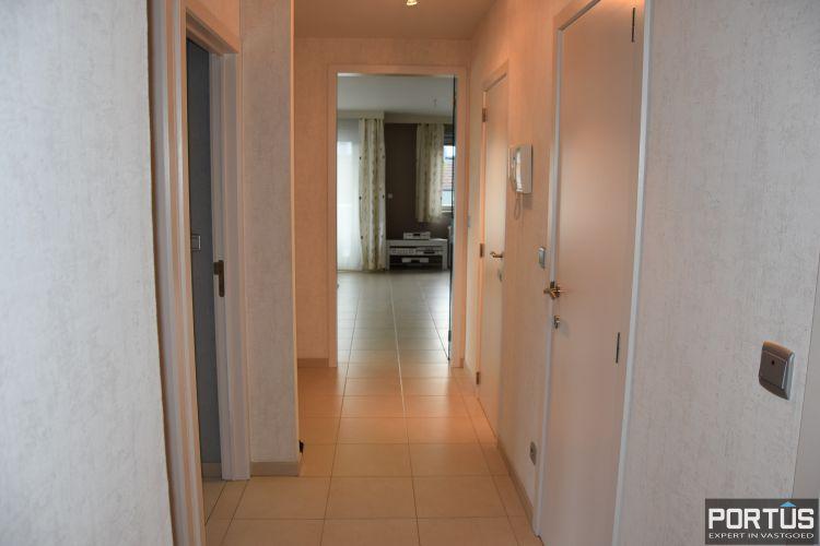Hoekappartement met 2 slaapkamers te huur in Nieuwpoort - 10642