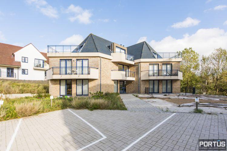 Zongericht en rustig gelegen appartement met 3 slaapkamers te koop te Oostduinkerke 10697