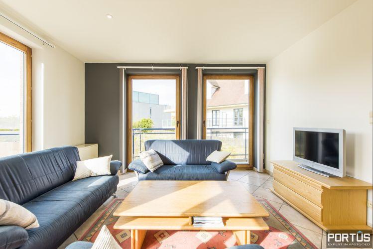 Zongericht en rustig gelegen appartement met 3 slaapkamers te koop te Oostduinkerke 10700