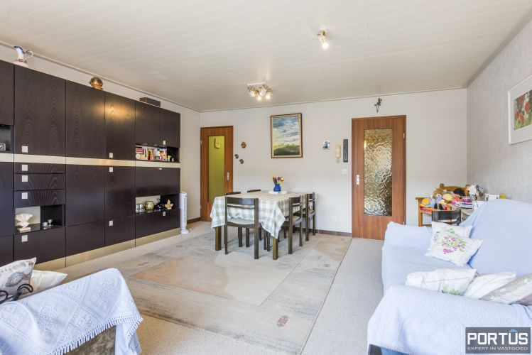 Studio met ruime leefruimte en zongericht terras te koop te Nieuwpoort 10709