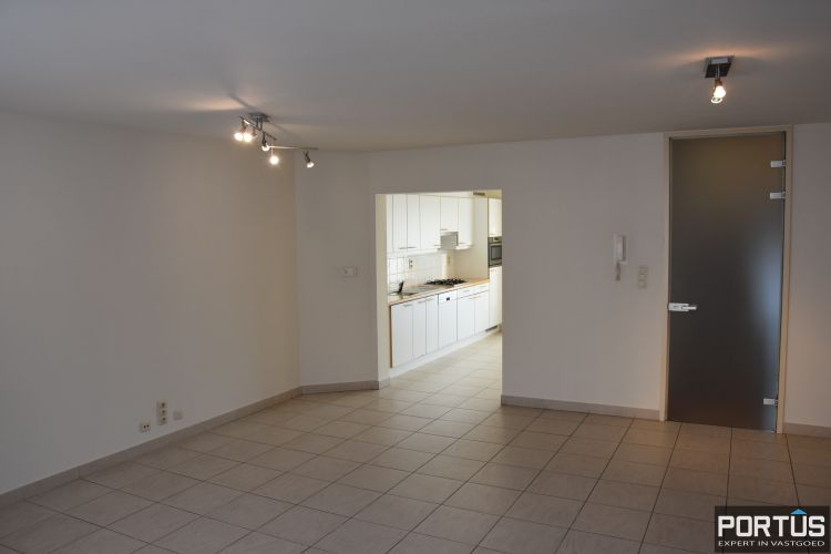 Woning te huur met 2 slaapkamers en dubbele garage in Nieuwpoort-stad 10773
