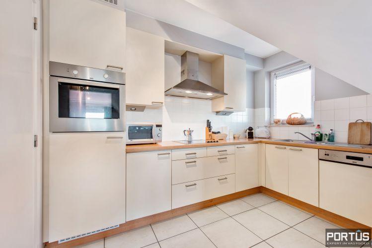 Instapklare duplex met 2 slaapkamers te koop te Nieuwpoort 10850