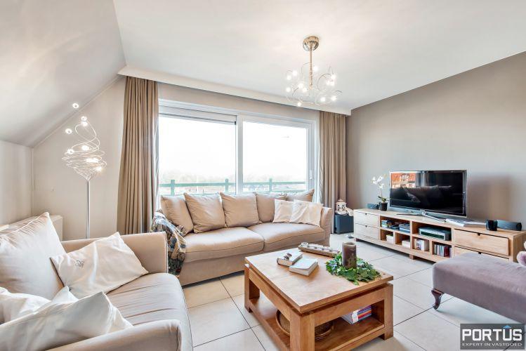 Instapklare duplex met 2 slaapkamers te koop te Nieuwpoort 10852