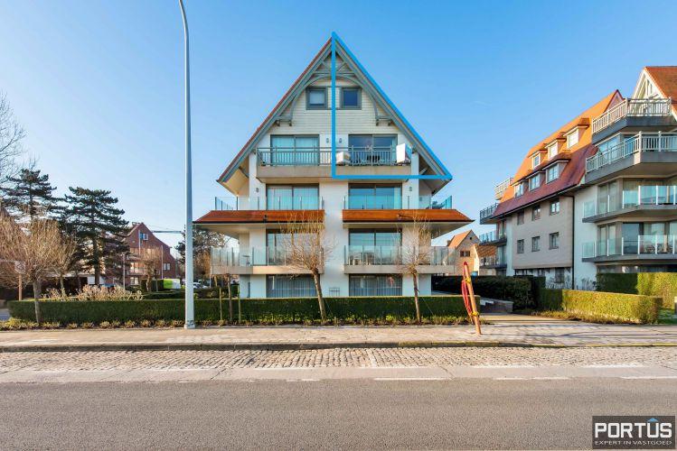 Instapklare duplex met 2 slaapkamers te koop te Nieuwpoort 10863