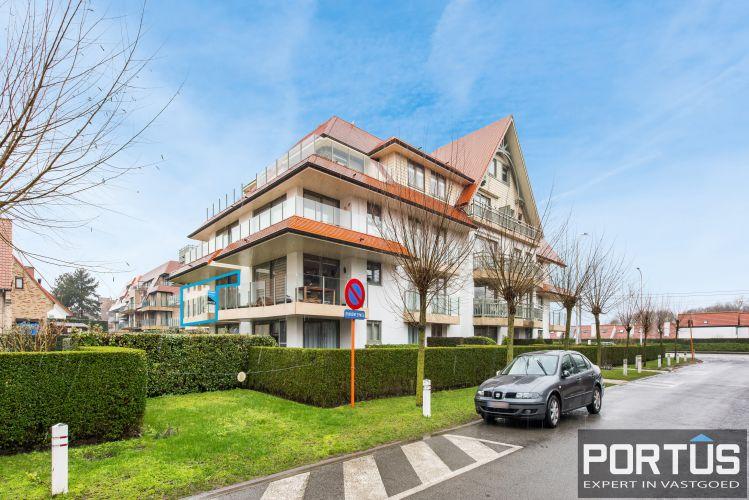 Zongerichte appartement met 2 slaapkamers te koop te Nieuwpoort 10883