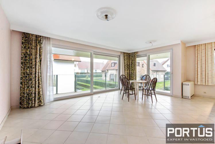 Zongerichte appartement met 2 slaapkamers te koop te Nieuwpoort 10889