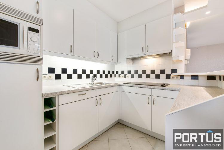 Zongerichte appartement met 2 slaapkamers te koop te Nieuwpoort 10892