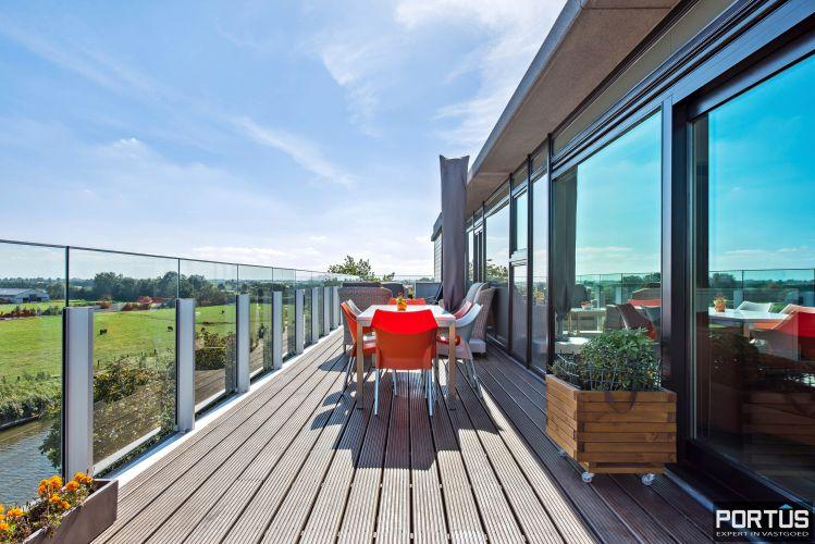 Exclusieve penthouse met 3 slaapkamers te koop te Nieuwpoort 10932