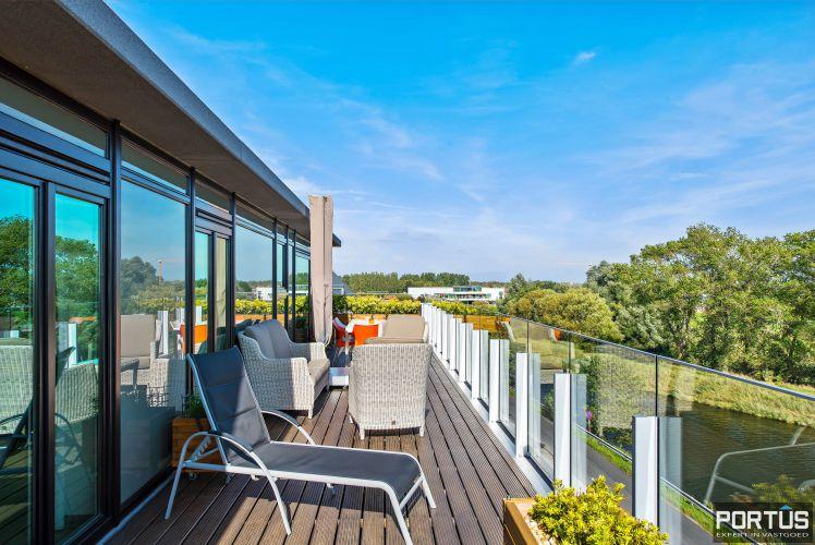 Exclusieve penthouse met 3 slaapkamers te koop te Nieuwpoort 10934