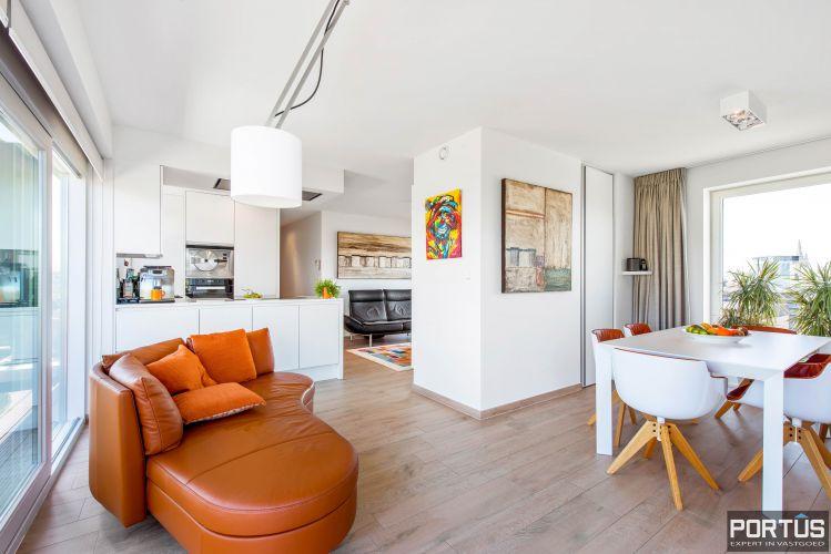 Exclusieve penthouse met 3 slaapkamers te koop te Nieuwpoort 10942