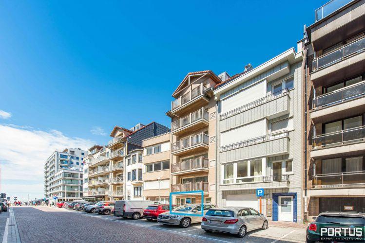 Instapklaar gelijkvloers appartement met 2 slaapkamers te koop te Nieuwpoort  - 11200