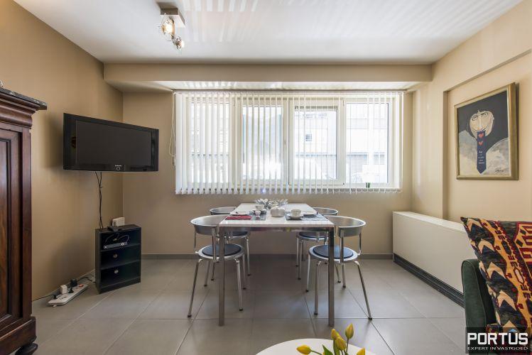 Instapklaar gelijkvloers appartement met 2 slaapkamers te koop te Nieuwpoort  11204