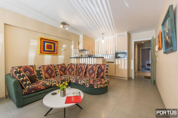 Instapklaar gelijkvloers appartement met 2 slaapkamers te koop te Nieuwpoort  11205