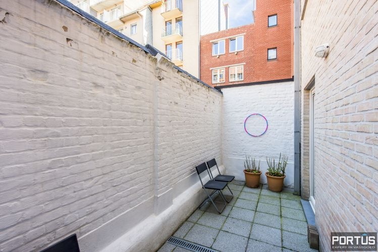 Instapklaar gelijkvloers appartement met 2 slaapkamers te koop te Nieuwpoort  11210