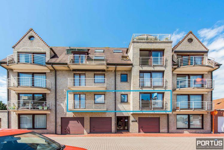 Ruim appartement met 2 slaapkamers te koop te Nieuwpoort-Stad 11182