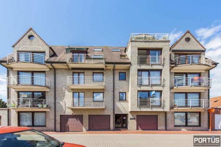 Ruim appartement met 2 slaapkamers te koop te Nieuwpoort-Stad - 11183