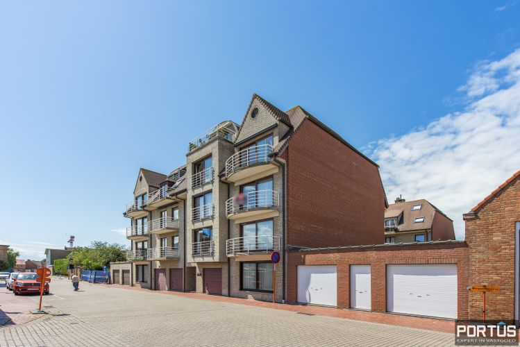 Ruim appartement met 2 slaapkamers te koop te Nieuwpoort-Stad 11185