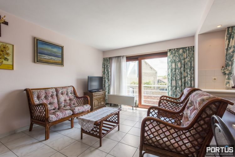 Ruim appartement met 2 slaapkamers te koop te Nieuwpoort-Stad 11191