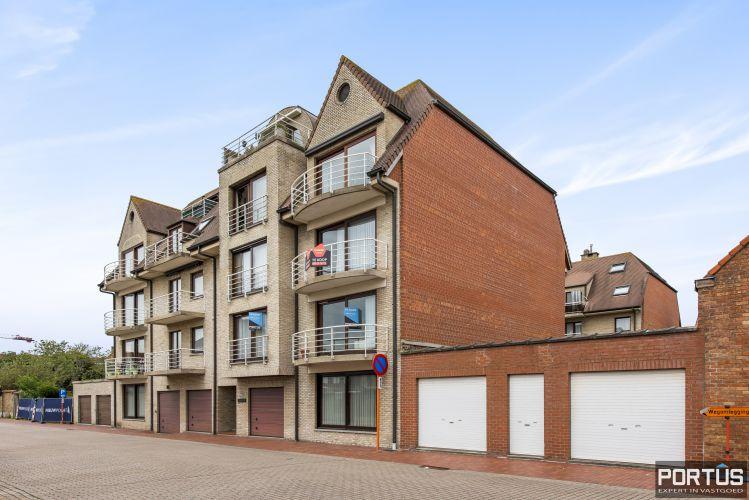 Ruim appartement met 3 slaapkamers te koop te Nieuwpoort-Stad - 11309