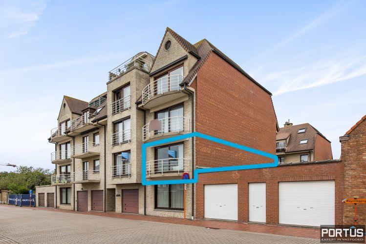 Ruim appartement met 3 slaapkamers te koop te Nieuwpoort-Stad 11310