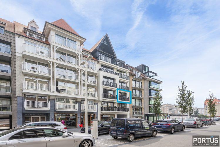 Instapklaar recent gemeubeld appartement met 2 slaapkamers te koop te Nieuwpoort-Bad - 11405