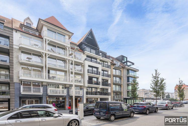 Instapklaar recent gemeubeld appartement met 2 slaapkamers te koop te Nieuwpoort-Bad - 11406