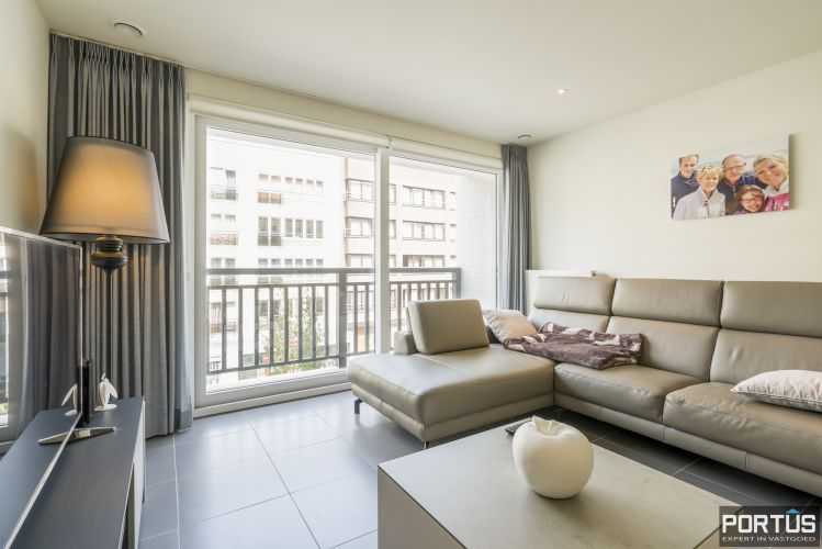 Instapklaar recent gemeubeld appartement met 2 slaapkamers te koop te Nieuwpoort-Bad - 11410