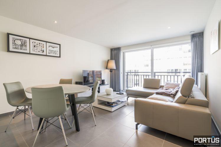 Instapklaar recent gemeubeld appartement met 2 slaapkamers te koop te Nieuwpoort-Bad - 11413