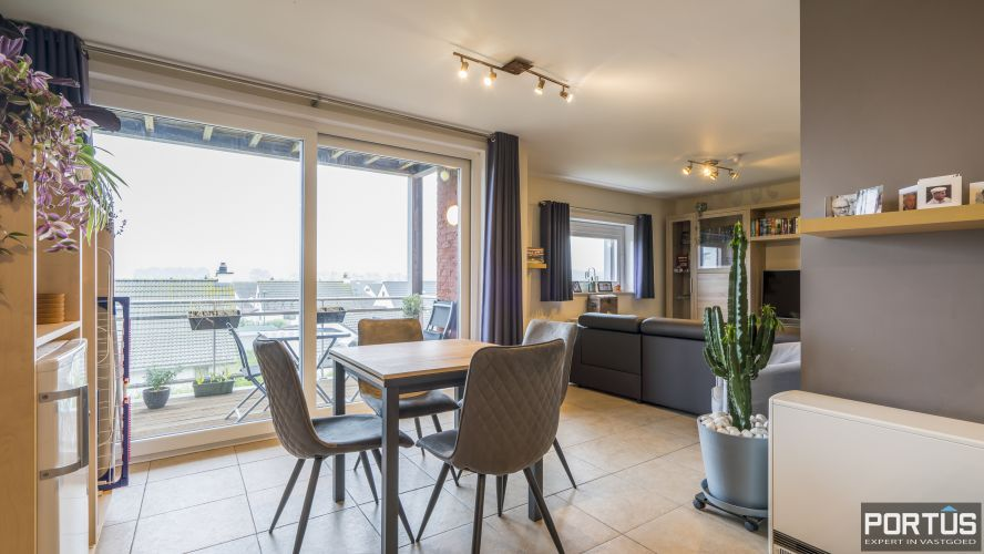 Instapklaar zongericht appartement te koop te Nieuwpoort - 11439