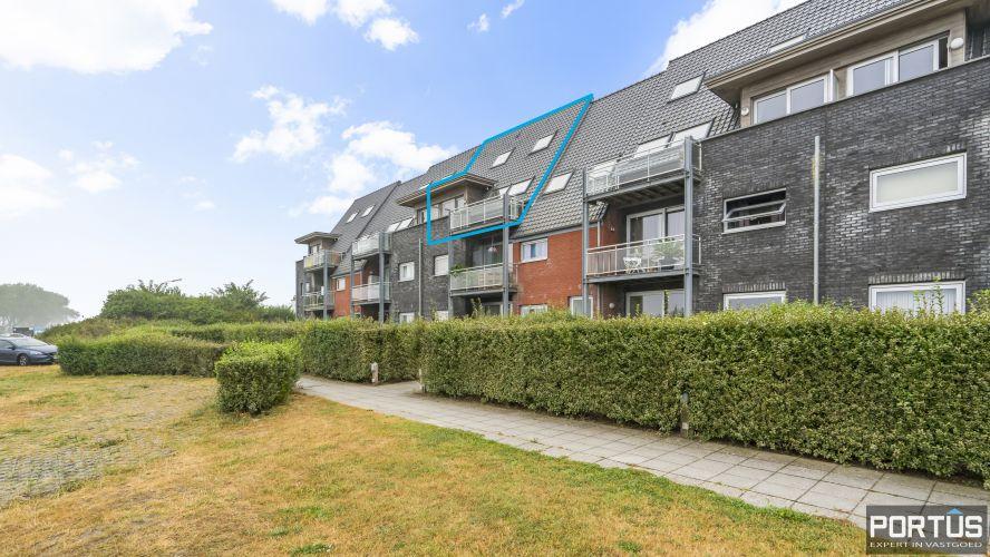 Instapklaar zongericht appartement met 1 slaapkamer te koop te Nieuwpoort - 11458