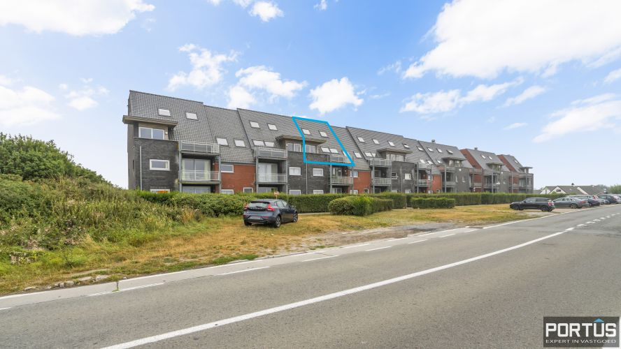 Instapklaar zongericht appartement met 1 slaapkamer te koop te Nieuwpoort - 11460