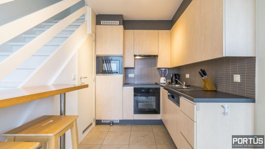 Instapklaar zongericht appartement met 1 slaapkamer te koop te Nieuwpoort - 11467