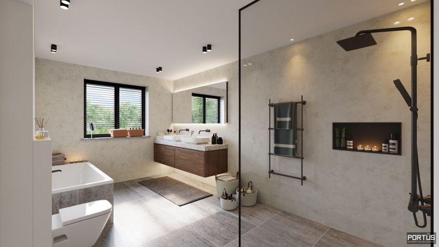 Energiezuinige nieuwbouwvilla te koop met 4 slaapkamers 11480