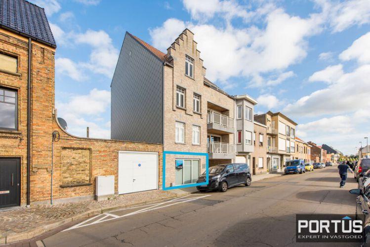 Instapklaar nieuwbouwappartement met 1 slaapkamer te huur te Nieuwpoort-Stad 11500