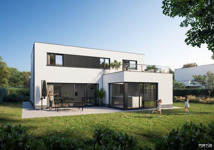 Energiezuinige nieuwbouwvilla te koop met 5 slaapkamers 11525