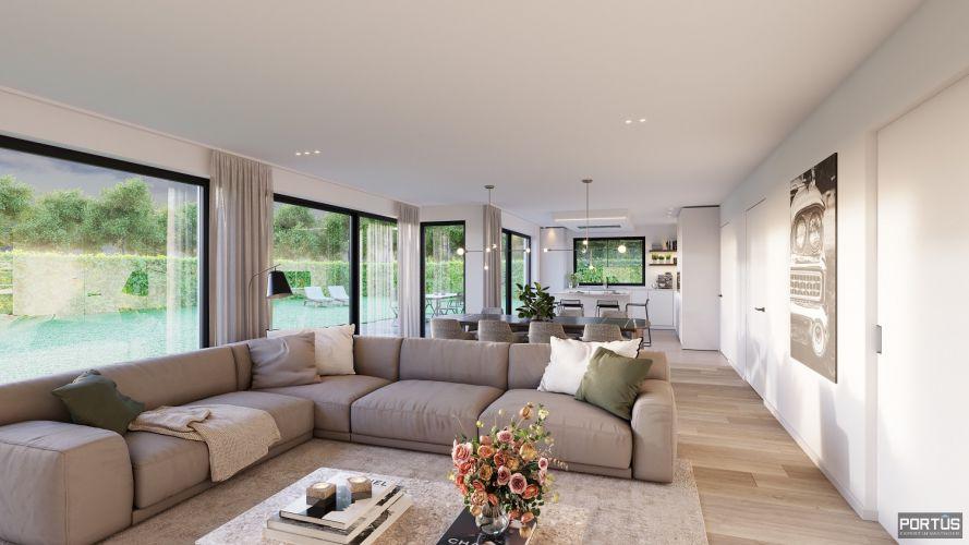 Energiezuinige nieuwbouwvilla te koop met 5 slaapkamers 11533