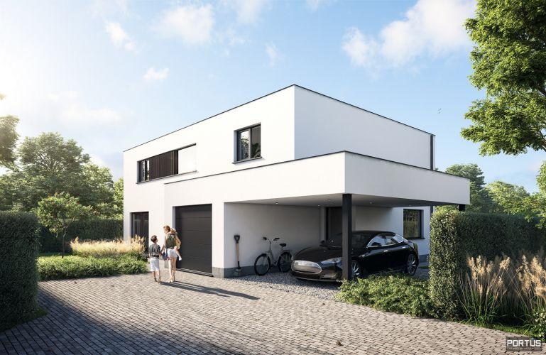 Energiezuinige nieuwbouwvilla te koop met 5 slaapkamers 11542