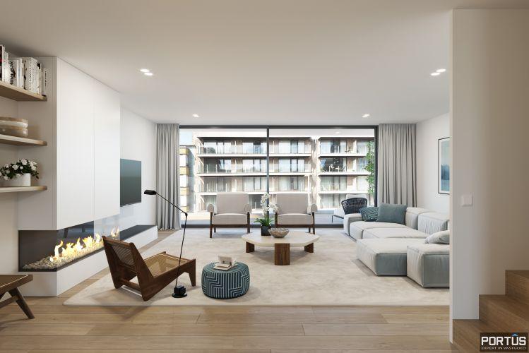 Duplex te koop in nieuwbouwresidentie Lectus IX te Nieuwpoort 11747