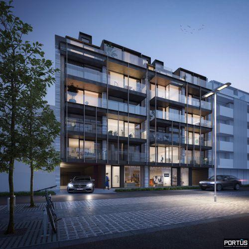 Duplex te koop in nieuwbouwresidentie Lectus IX te Nieuwpoort 11749