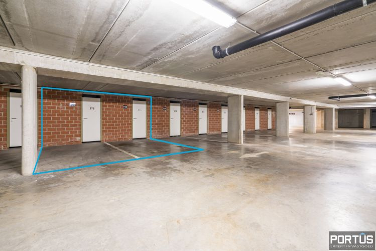 Appartement te koop met 2 slaapkamers in Residentie Waterfront te Nieuwpoort 11876