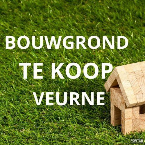 Bouwgrond te koop te Veurne 12357