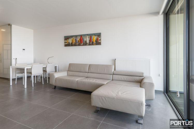 Recent appartement te koop te Nieuwpoort met frontaal zeezicht - 12382