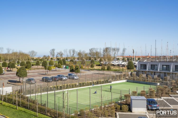 Recent appartement met prachtig zicht te koop te Nieuwpoort - 12502