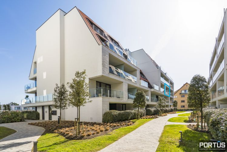 Recent appartement met prachtig zicht te koop te Nieuwpoort - 12505